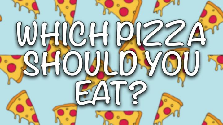 Quiz: Which pizza should you eat? - CBBC - BBC