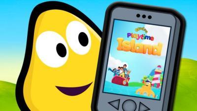 CBeebies Playtime Island app sneak peaks - CBeebies - BBC