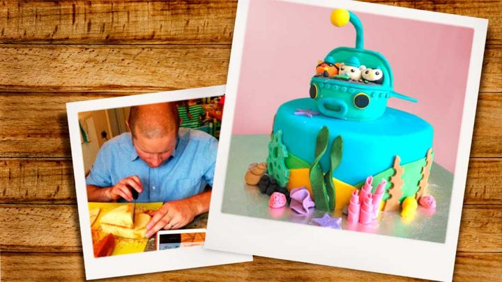 Pin Cbeebies Games Images Of Baby Jake Bedtime Hour Cake