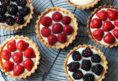Mini French Pastry Recipes
