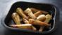 Maple-roast parsnips