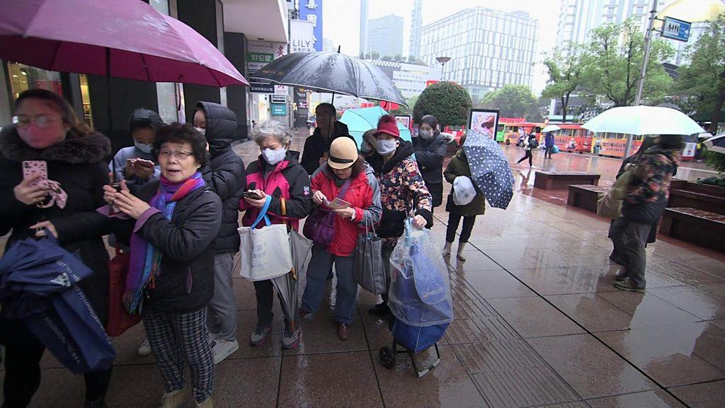 China coronavirus: Lockdown measures rise across Hubei province ...