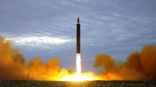 Kuzey ve Güney Kore'den karşılıklı balistik füze denemeleri 14