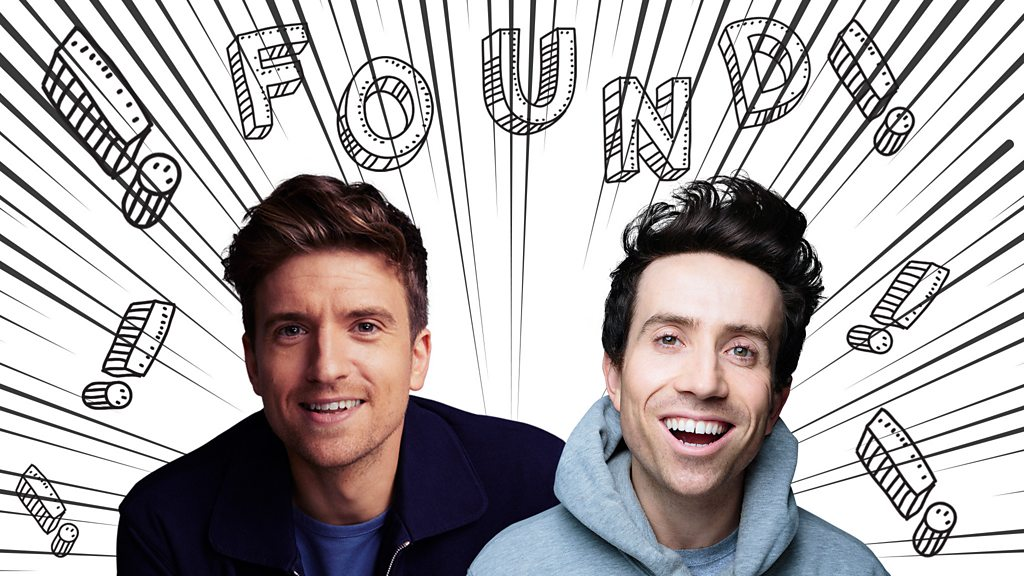 Nick Grimshaw And Greg James Have Been Found In Weston Super