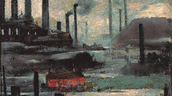 bbc radio 4 - l. . lowry industrial