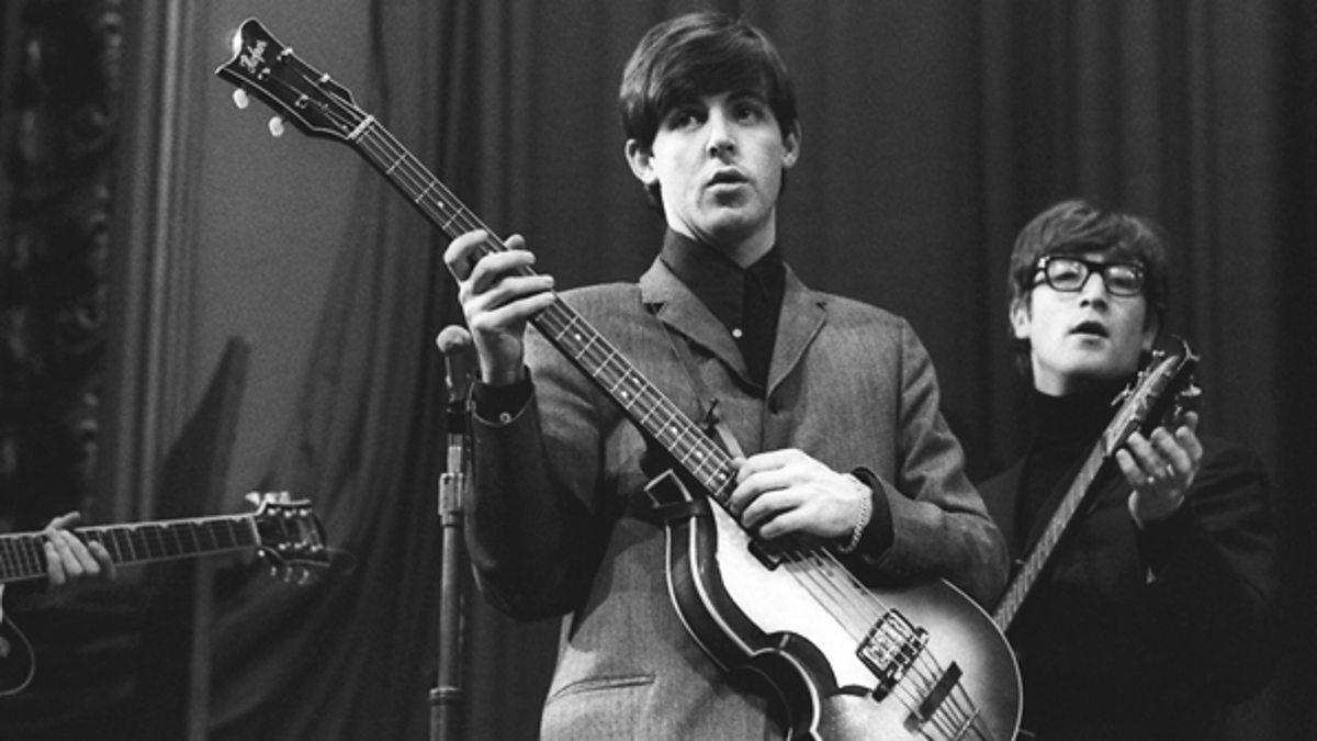 BBC Four Love Me Do The Beatles 62