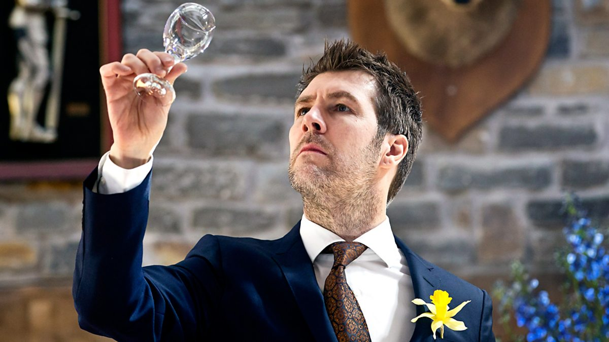 BBC One  Rhod Gilberts Work Experience Series 4