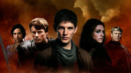 Image result for merlin tv show