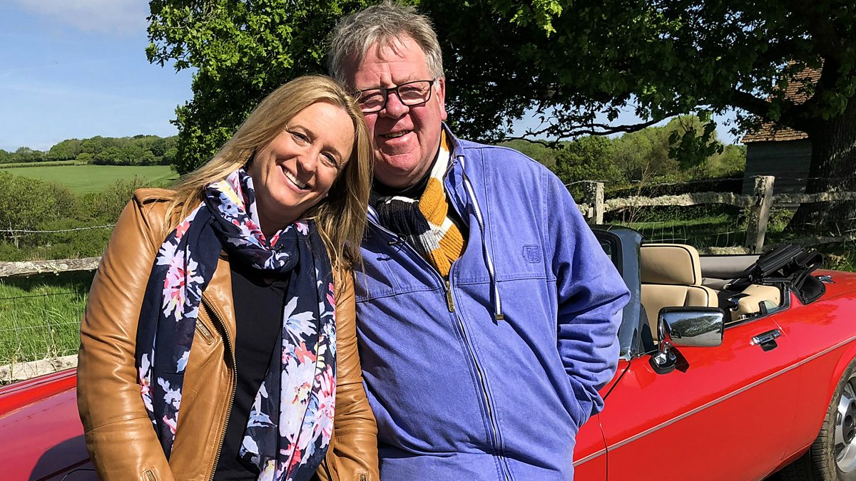 BBC One Antiques Road Trip Series 17 Episode 21