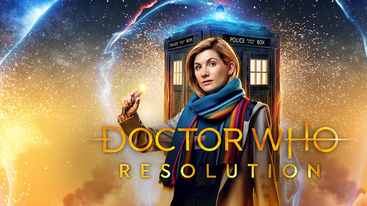 BBC One  Doctor Who Resolution
