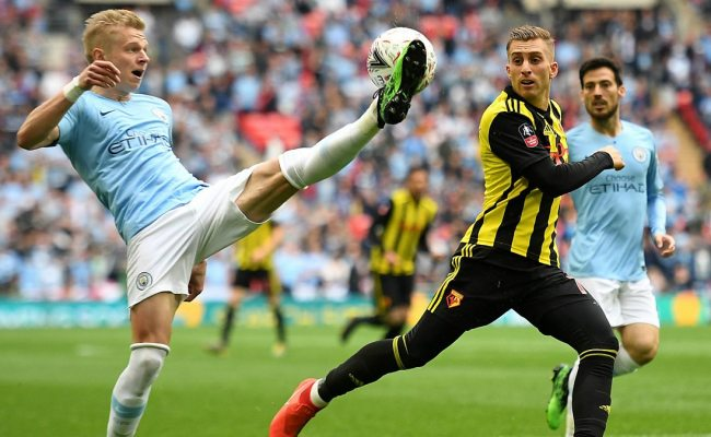 Bbc Sport The Fa Cup 2018 19 Final Manchester City V