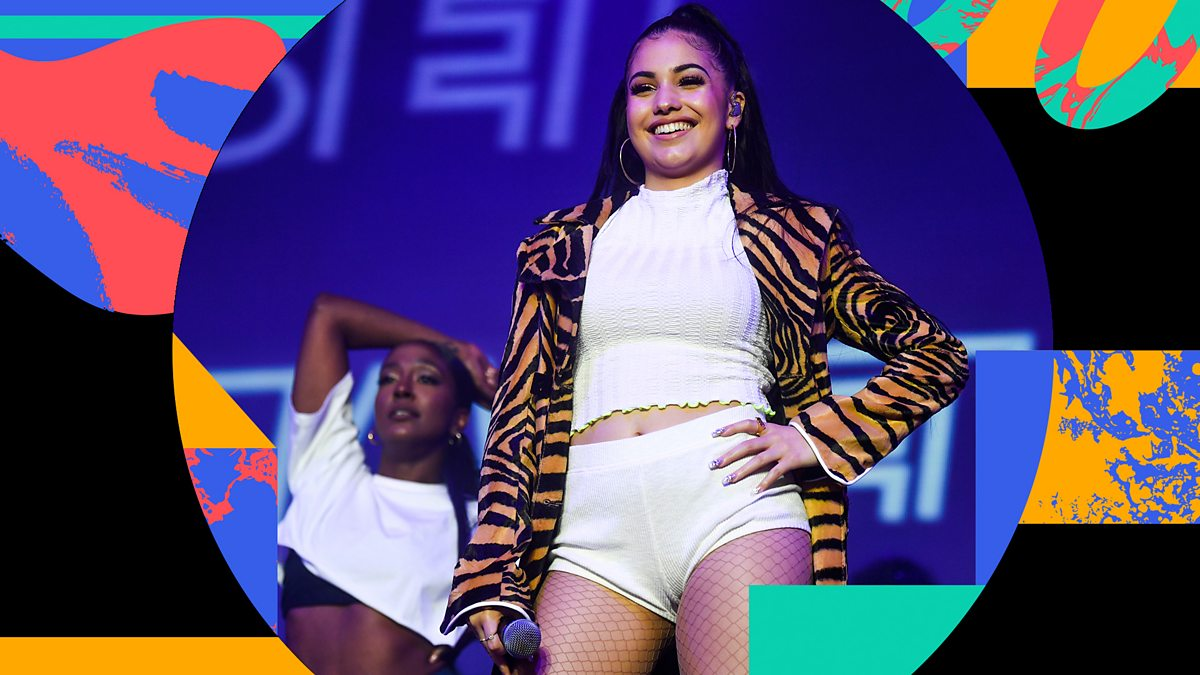BBC Radio 1  BBC Radio 1s Big Weekend 2019 Mabel  Fine Line