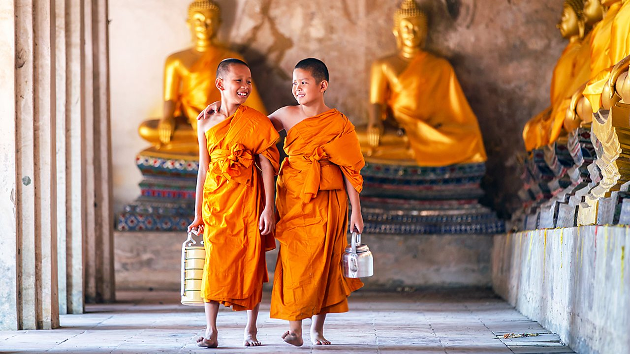 what is buddhism bbc