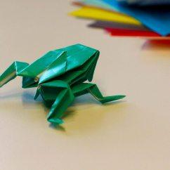 Origami Jumping Frog Diagram Honda Civic Fuse Box 2003 Bbc Taster Make Along