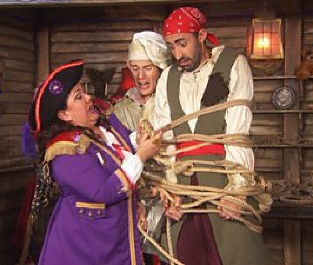 Knotty Pirates