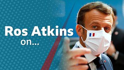 Ros Atkins On… Macron's Covid-19 Crisis #world #BBC_News