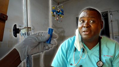 24 hours with the only doctor on a malaria ward | Latest News Live | Find the all top headlines, breaking news for free online April 25, 2021
