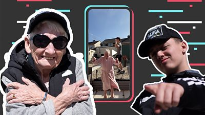 'My nan is blowing up all over TikTok'   Latest News Live   Find the all top headlines, breaking news for free online April 25, 2021