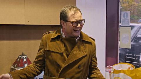 Winners of a new bbc series will be given the chance to make their mark on a luxurious lakes hotel. Bbc Two Interior Design Masters With Alan Carr