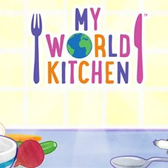 Kitchen Game Brizo Faucet My World Cbeebies Bbc Oops You Can T See This Activity