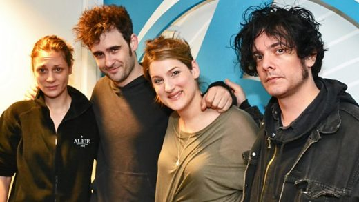 Image for Black Rebel Motorcycle Club - Live in Session