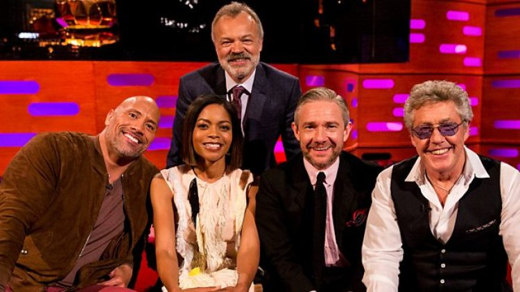 BBC One - The Graham Norton Show, Series 23, Episode 2
