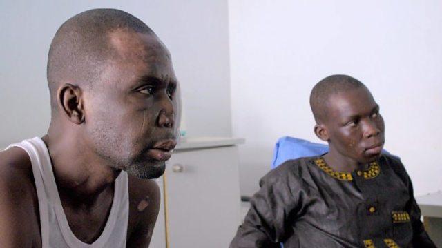 Mohammed and Buka