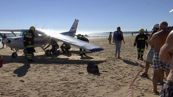 Portugal pair in court after fatal plane beach crash - image  on http://us-news.net