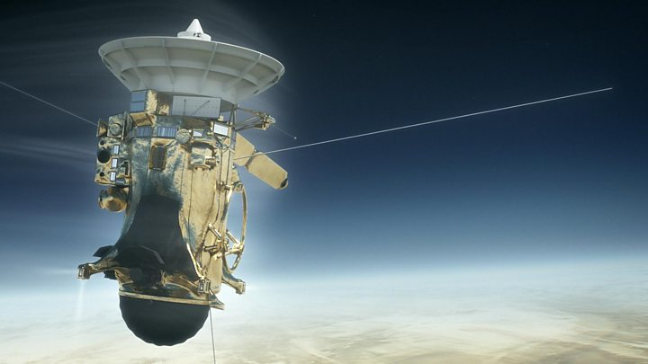 Cassini: Saturn probe heads towards destruction - image  on http://us-news.net