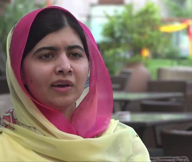 Malala Returns To Home Town In Pakistan For First Time Since Shooting Bbc News