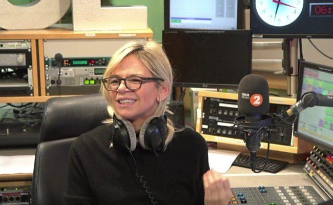 Zoe Ball Earns Respect With New Bbc Radio 2 Breakfast Show