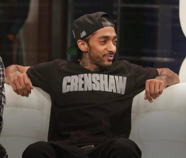 33 Year Old Nipsey Hussle Was Shot Dead Outside His Clothing Store In Los Angeles