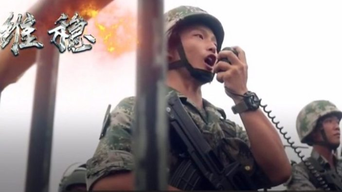 China warns Hong Kong protesters not to 'play with fire 2