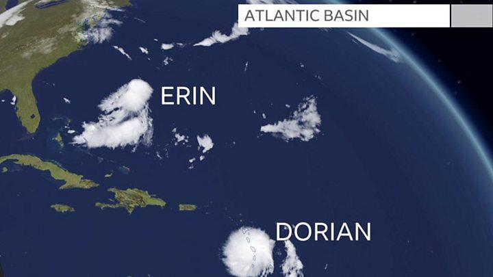 tropical storm dorian puerto