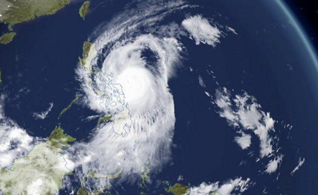 Flipboard Typhoon Kammuri Slams Into Philippines Forcing