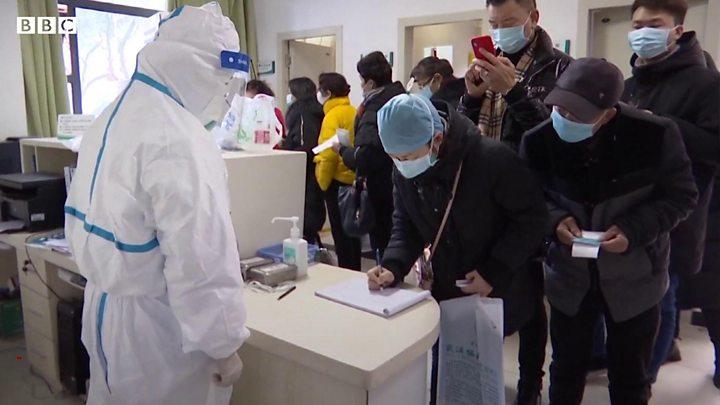 Virus corona: Indonesia siapkan 100 rumah sakit untuk antisipasi ...