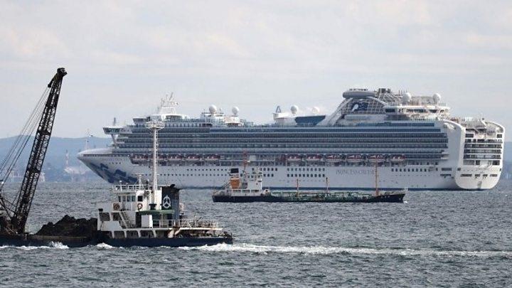 Coronavirus: Ten passengers on cruise ship test positive for virus ...