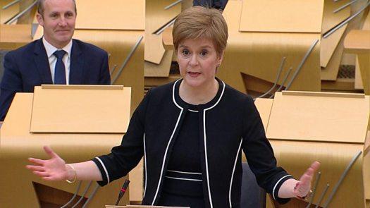 Nicola Sturgeon's evidence to Alex Salmond inquiry published 2
