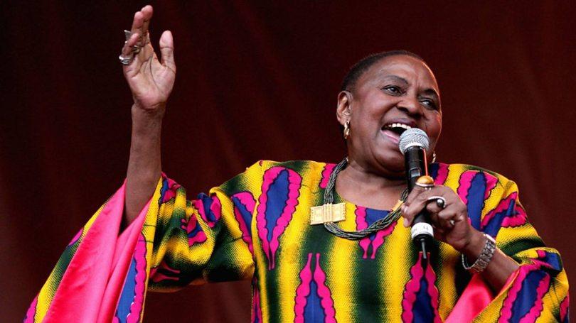 MIRIAM MAKEBA - Figure du mois de juin sur AfrikMag