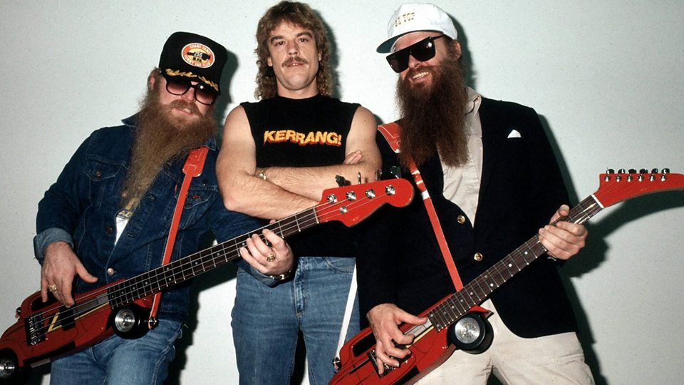 zz top new songs
