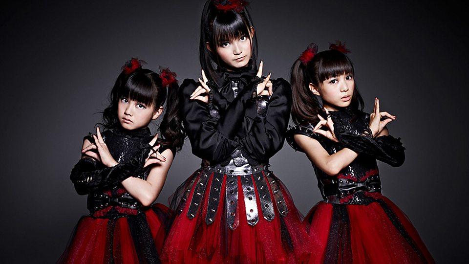 Moametal Wallpaper Cute Babymetal New Songs Playlists Amp Latest News Bbc Music