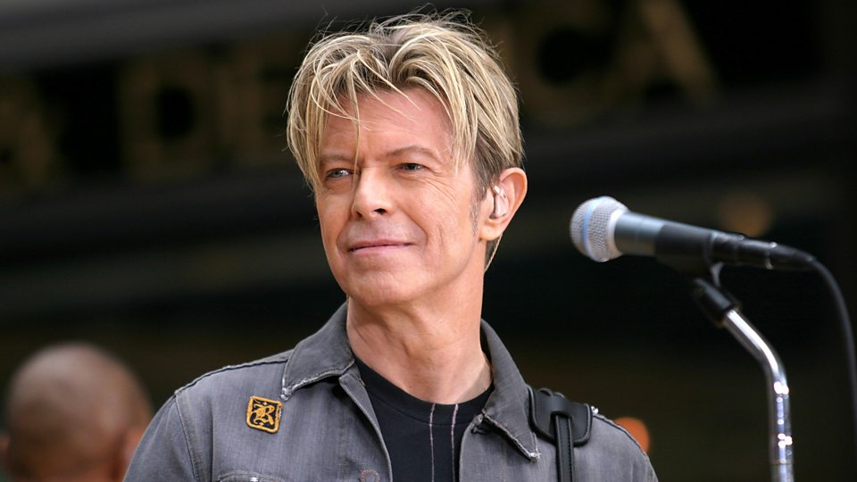 david bowie new songs