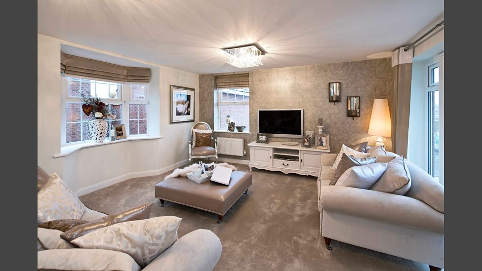 living room show homes design with brown sofa bbc radio 4 you and yours cold calls designs of