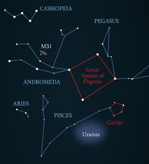 small resolution of night sky guide october