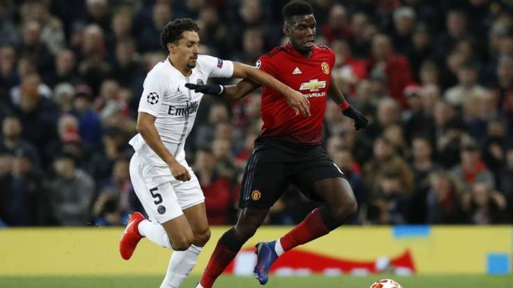 Related image  Super Eagles Legend reveals the reason why Man Utd lost to PSG  105623661 pogbarun pa