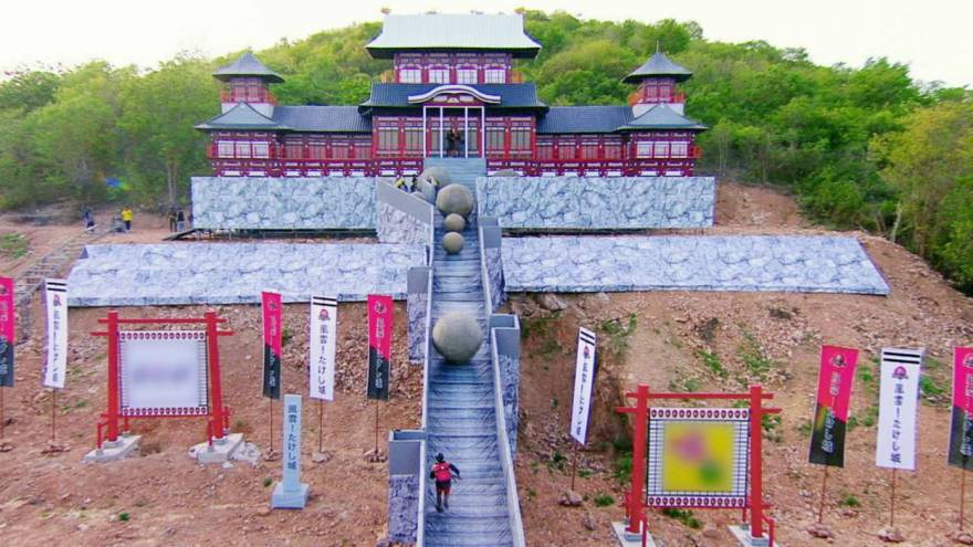 Takeshi's Castle gets a reboot and Gladiators turns 25 - BBC Three