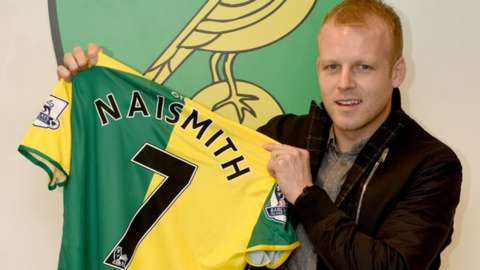 DONE DEAL | City sign @Everton forward Steven Naismith for an undisclosed fee: norw.ch/Naismith #ncfc