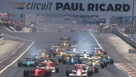1990 French Grand Prix