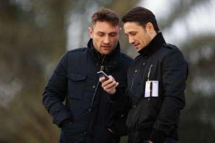Niko and Robert Kovac