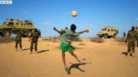 Football in Somalia